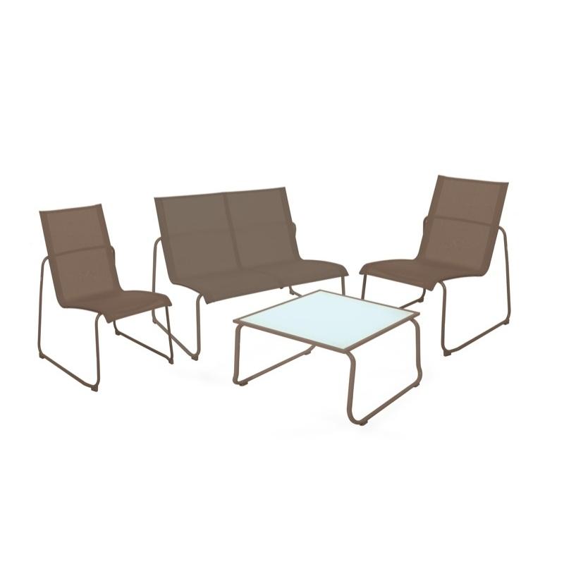 Set lounge ciudad del cabo mueble de jard n verdecora - Verdecora muebles jardin ...