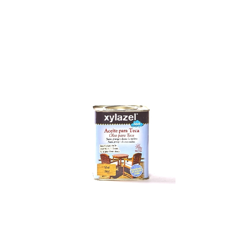 Aceite madera teca nutre protege cuidados exterior verdecora - Aceite de teca para madera ...