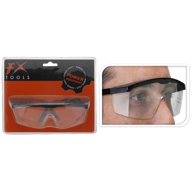Gafas Seguridad Prevencion Accidentes Verdecora