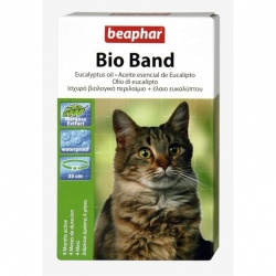 COLLAR GATO REPULSIVO BIO BAND CON EXTRACTO DE MARGOS