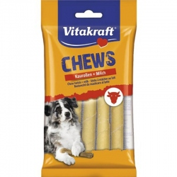 PALITOS MASTICABLES LECHE PERROS 5 UDS VITAKRAFT
