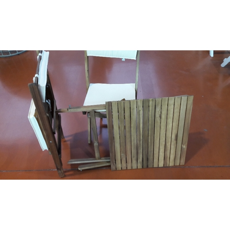 Set balcon marbella mesa 2 sillas plegables verdecora - Verdecora muebles jardin ...