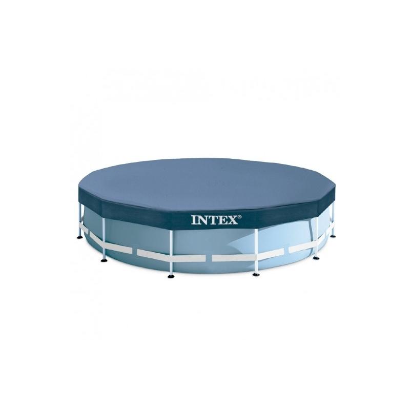 Piscina tubular intex 549x122cm con bomba verdecora for X treme bombas piscinas