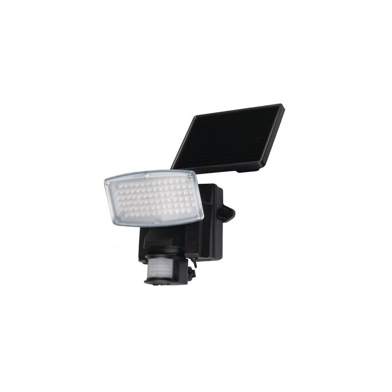 Aplique solar de led liverpool verdecora Aplique solar exterior