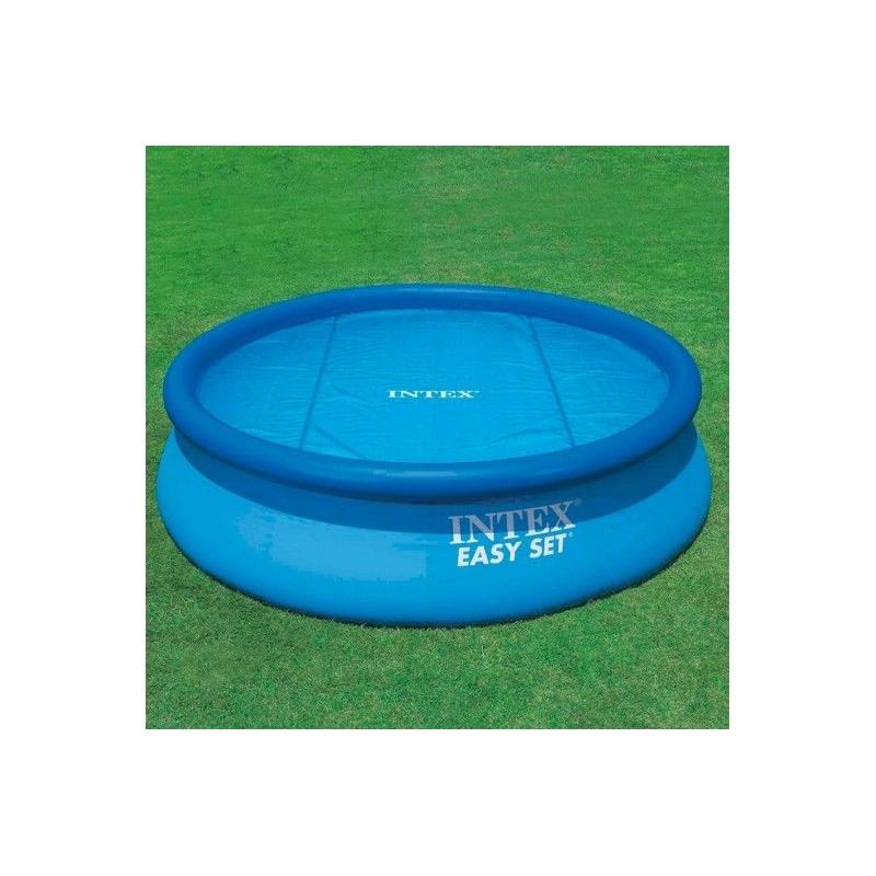 cobertor solar para piscina 305cm verdecora. Black Bedroom Furniture Sets. Home Design Ideas