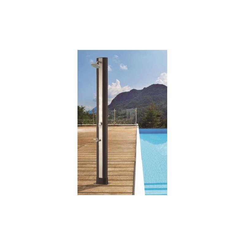 Ducha solar piscina 35 litros verdecora - Ducha solar piscina ...