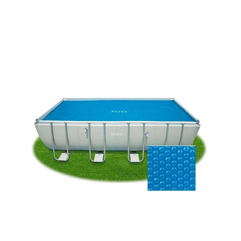 Cobertor solar para piscina 549cm verdecora for Cobertor solar piscina
