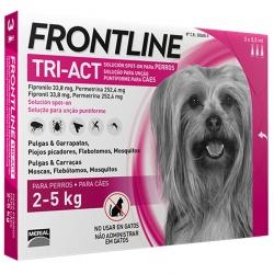 FRONTLINE TRI-ACT2 - 5 KG 3 P
