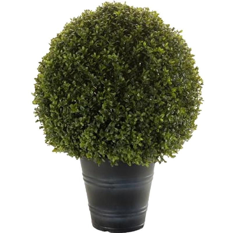 Boj bola artificial maceta 42x30 cm verdecora - Verdecora macetas ...