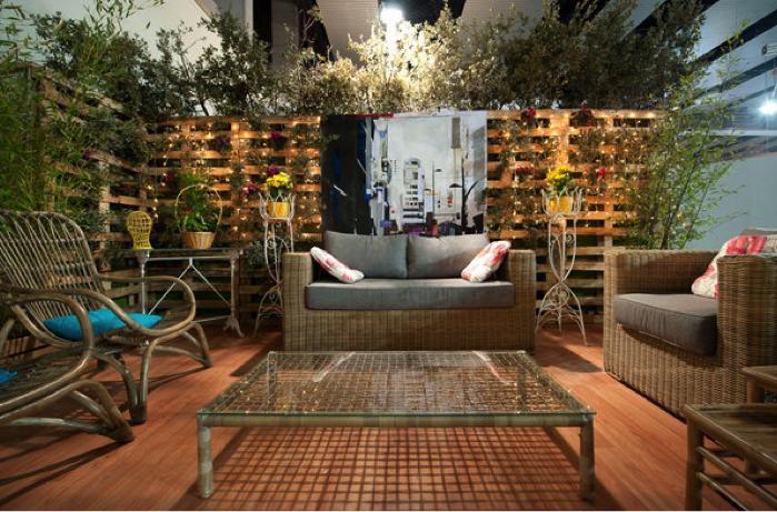 Verdecora estuvo presente en la mercedes benz fashion week for Verdecora madrid