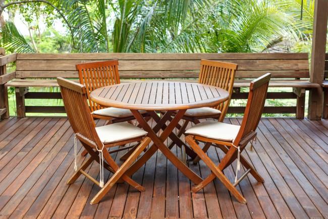 Cuidados para muebles de jardín según su material|Blog