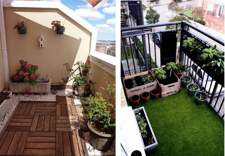 Decora la terraza la reina del verano consejos verdecora for Fotos terrazas pequenas