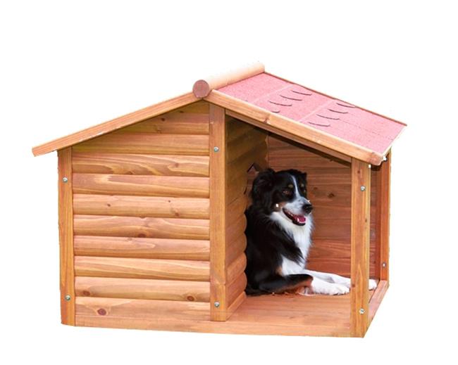 C mo elegir una caseta de perro blog verdecora for Casetas para perros aki
