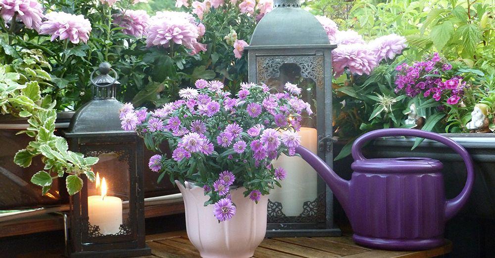 Decorar con velas y aromas consejos verdecora - Decorar jarrones con velas ...