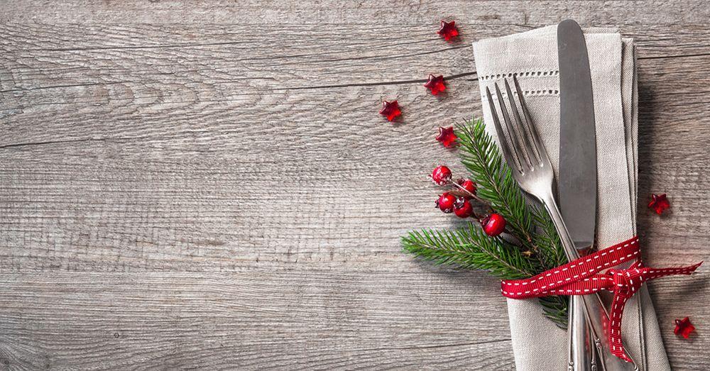Diy ideas para la mesa de navidad blog verdecora for Ideas mesa navidad