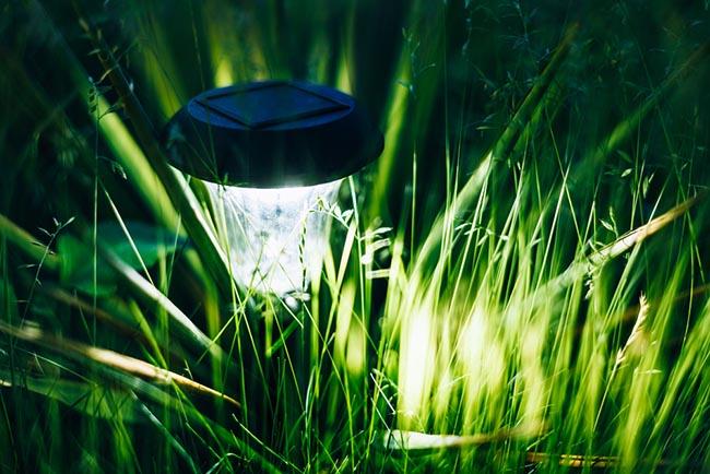 Iluminaci n del jard n la magia de la luz blog verdecora - Iluminacion de jardines modernos ...