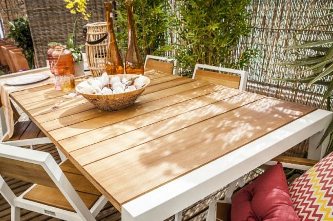 Tendencias en muebles de jard n 2016 consejos verdecora - Verdecora muebles jardin ...