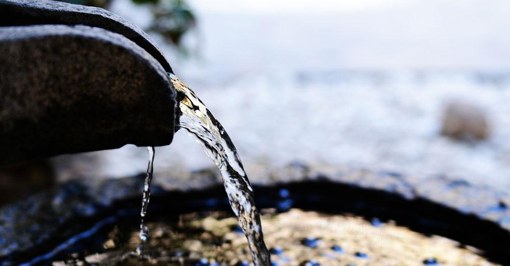 Fuentes de agua vida y calma en el jard n blog verdecora for Alma de agua jardin de eventos
