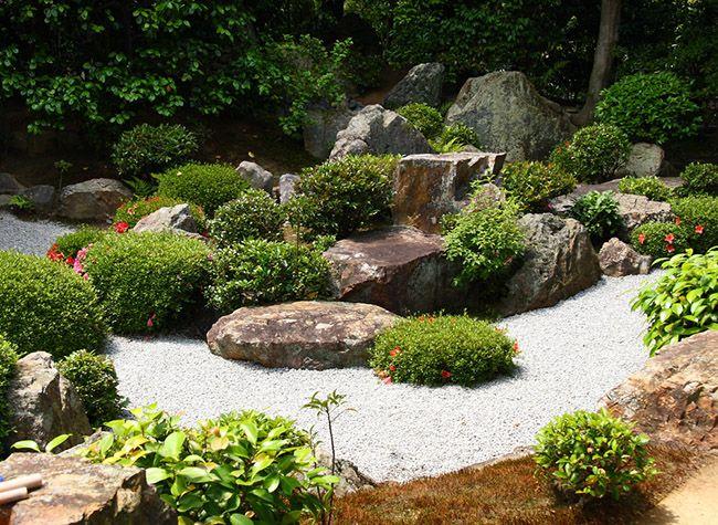 Renovar el jard n con piedras decorativas blog verdecora for Jardines con piedras fotos