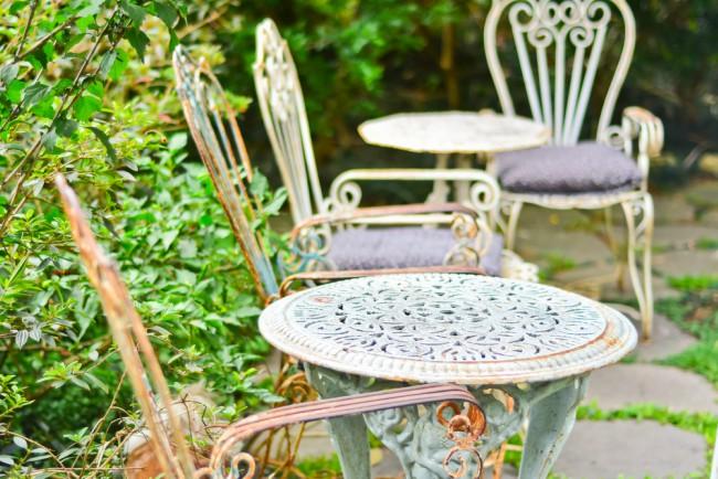 Textiles y colores claves en la decoraci n de verano - Verdecora muebles jardin ...