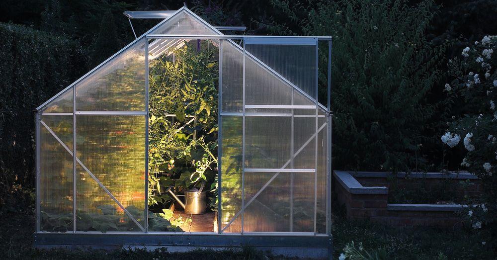 Elegir un invernadero para tu huerto blog verdecora - Invernadero en terraza ...