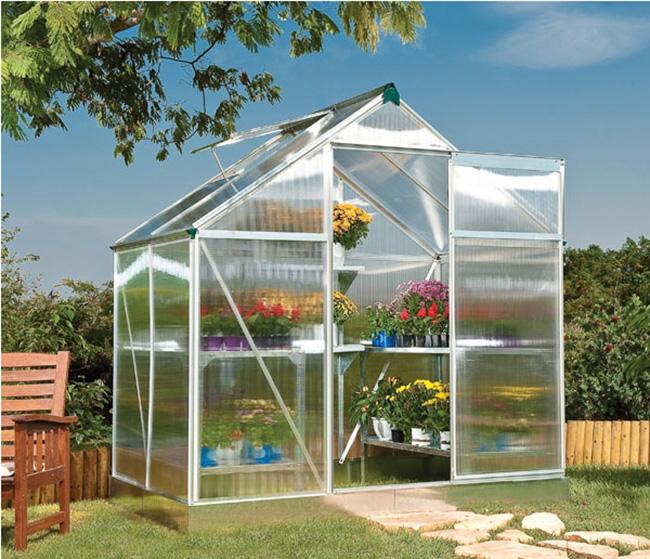 Elegir un invernadero para tu huerto blog verdecora - Jardin invernadero ...
