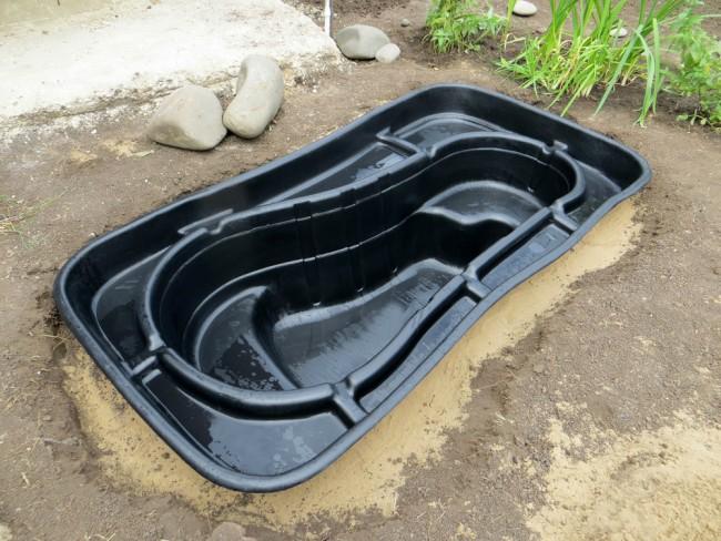 Mantenimiento del estanque en invierno blog verdecora for Estanques de pvc