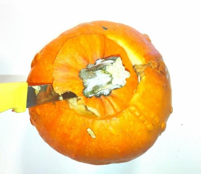 Diy calabazas para halloween originales blog verdecora - Como hacer calabazas de halloween ...