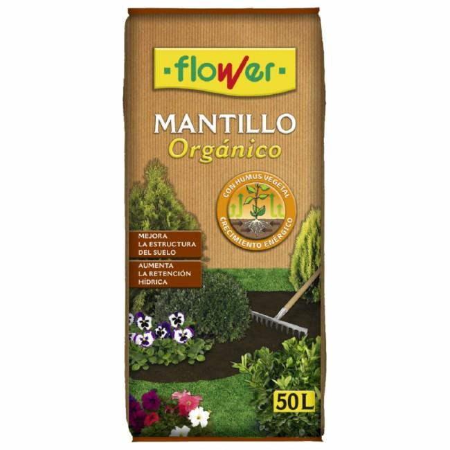 Mantillo orgánico