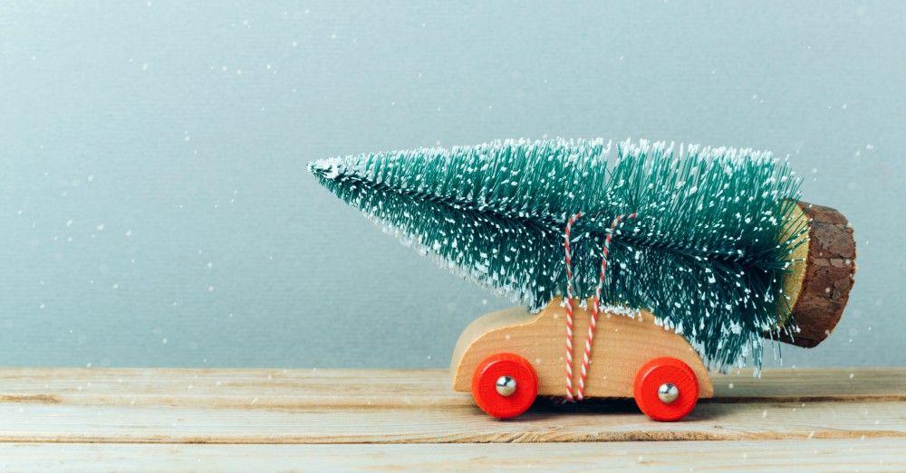 C mo decorar un rbol de navidad ideas originales blog - Como decorar un arbol de navidad ...