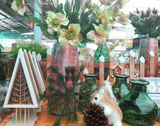 Colecciones en decoraci n navide a 2017 blog verdecora - Decoracion navidena natural ...