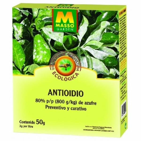 Antioidio para árboles frutales