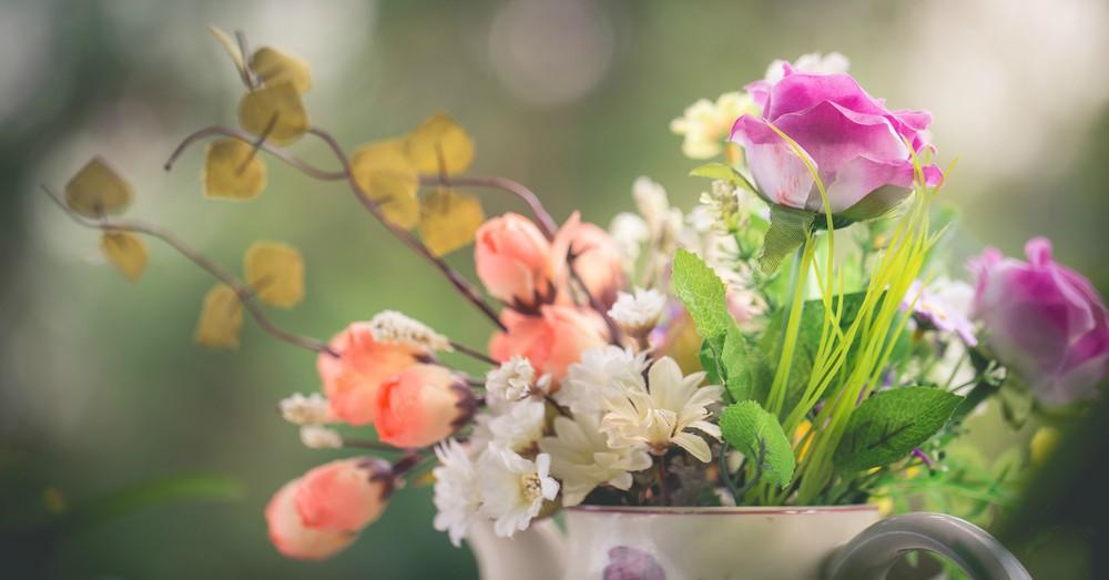 Cuidados de las flores artificiales para interior   Blog Verdecora