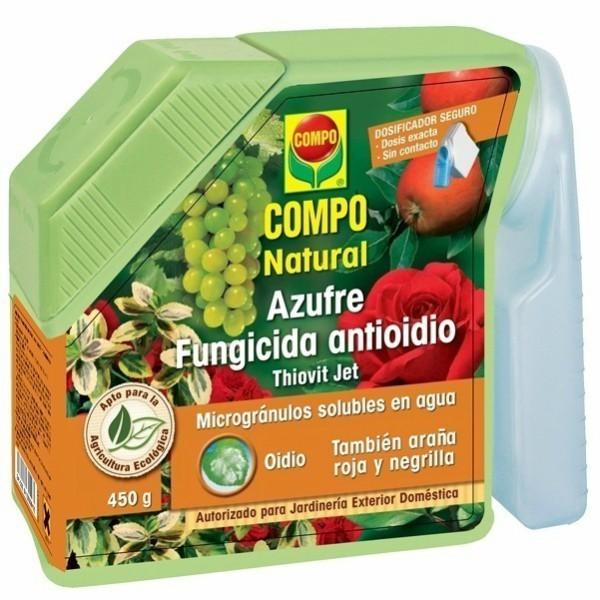 Fungicida antiplagas Compo
