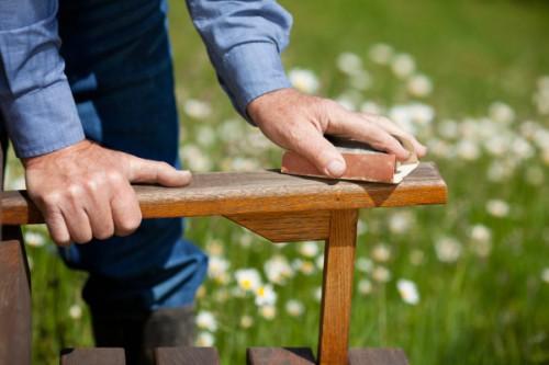 Cuidados de los muebles de jardín de madera | Blog Verdecora