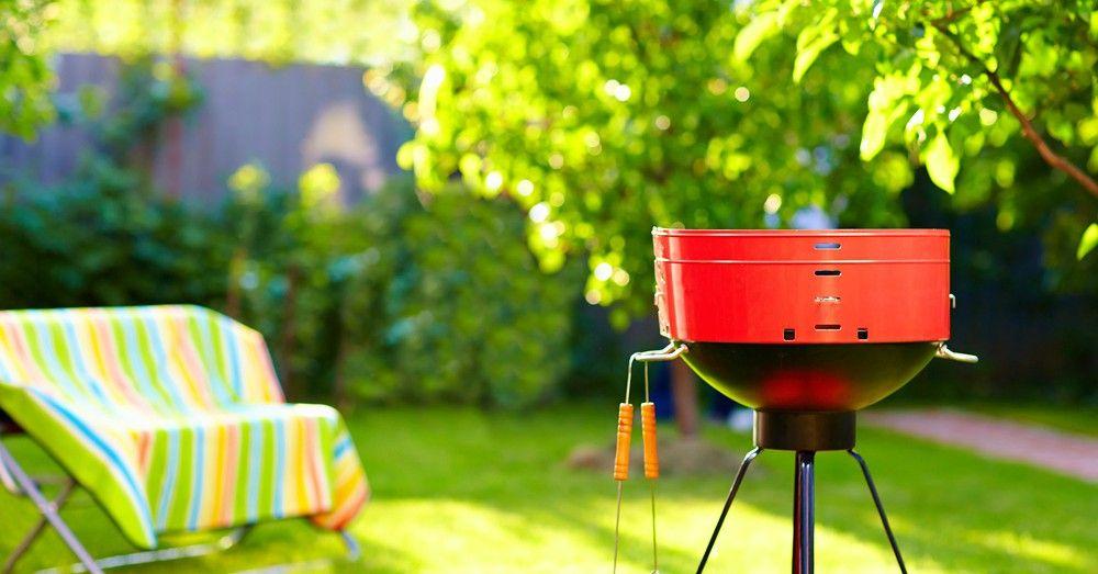 Tipos de barbacoas para el jard n o la terraza blog for Arboles frondosos para jardin