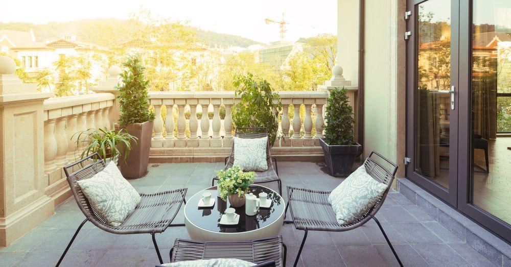 5 Consejos Para La Decoración De Terrazas Blog Verdecora