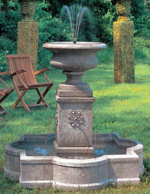 Beneficios De Las Fuentes De Agua Para Jardin Blog Verdecora - Fuentes-agua-jardin