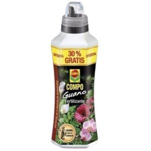 Fertilizante de guano