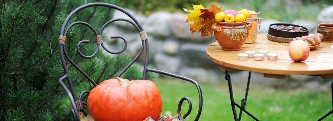 C mo proteger los muebles de jard n en oto o blog verdecora - Verdecora muebles jardin ...