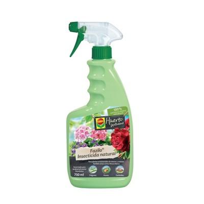 Insecticida natural ecológico