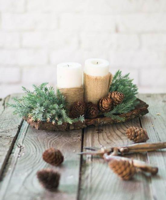 Mesas De Centro Para Exterior.Ideas De Decoracion De Navidad Para Exterior Blog Verdecora