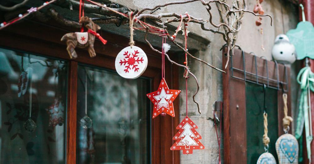 Decorar El Balcon En Navidad.Ideas De Decoracion De Navidad Para Exterior Blog Verdecora