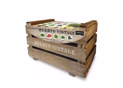 Kit de huerto vintage