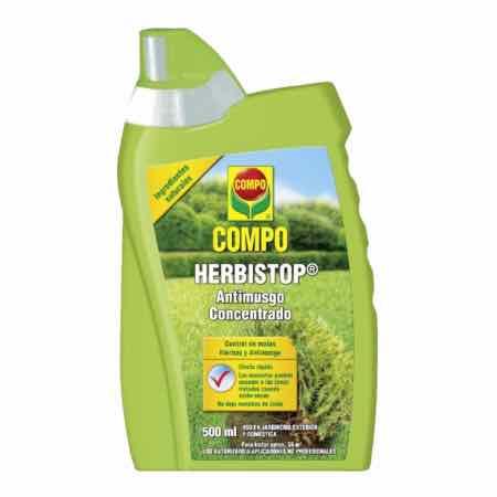 Herbicida ecológico para preparar el jardín para la primavera