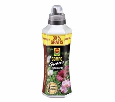 Fertilizante guano