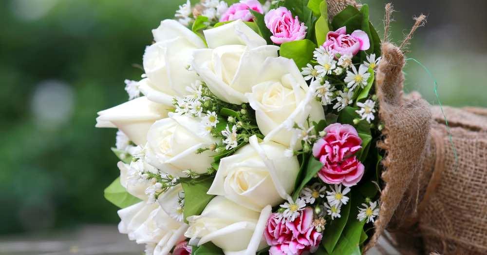 Por qué regalar flores en cualquier momento
