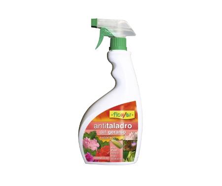 Insecticida anti taladro del geranio