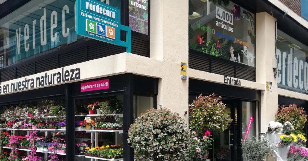 Urban, el formato más especial de tiendas Verdecora