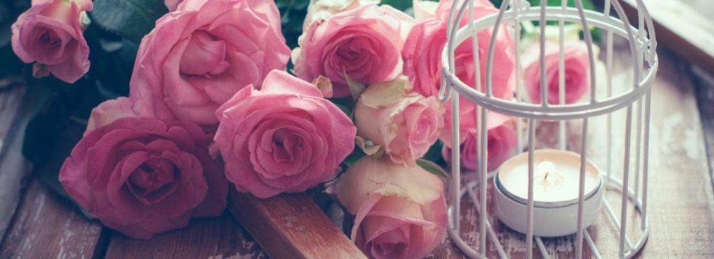 7 claves para conservar un ramo de rosas